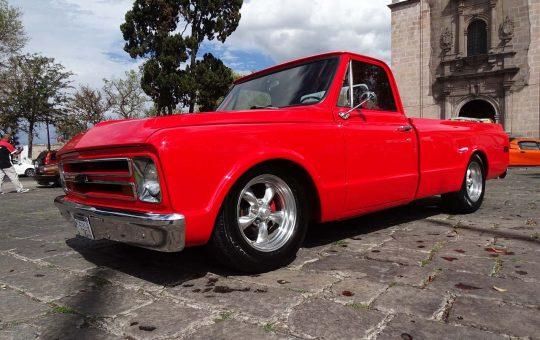 pick-up Chevrolet 67
