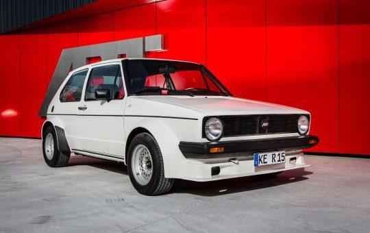Volkswagen Golf GTI Mk1 by Abt