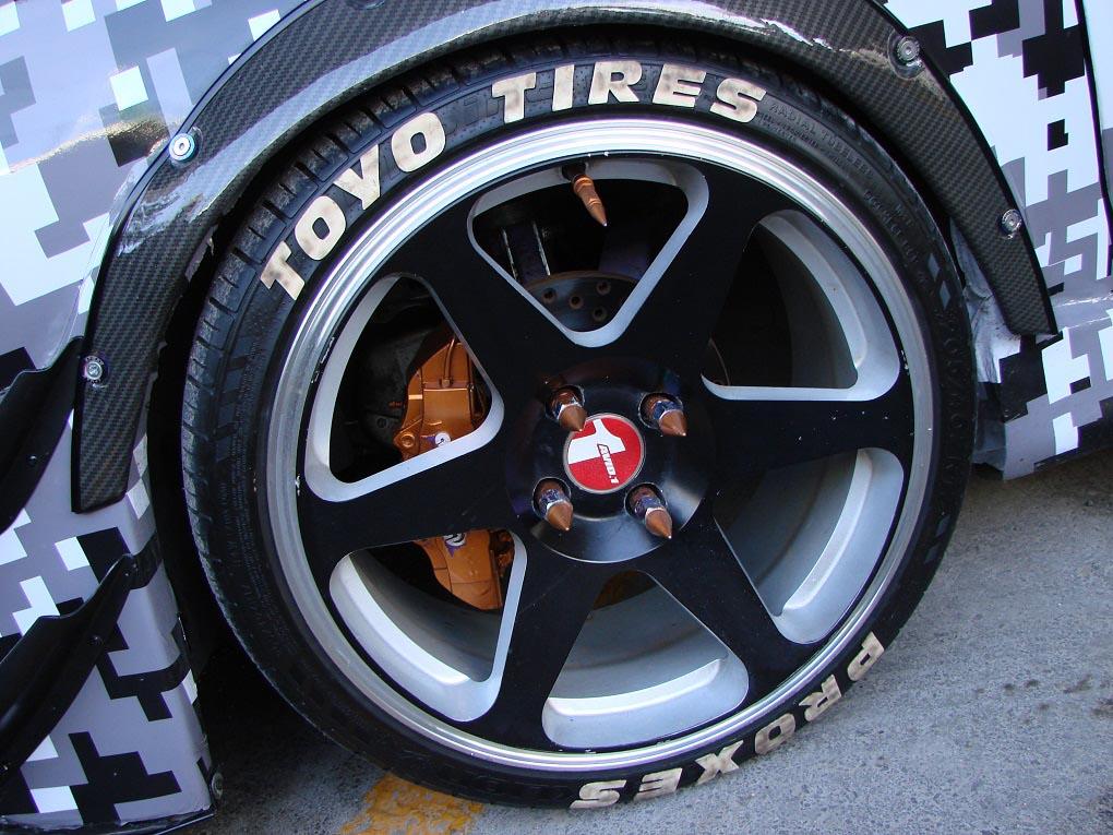 Chevy C2 2007
