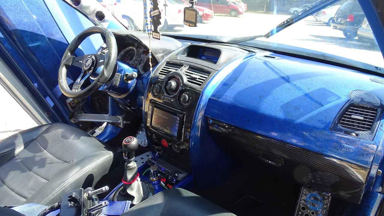 Renault Megane tuning