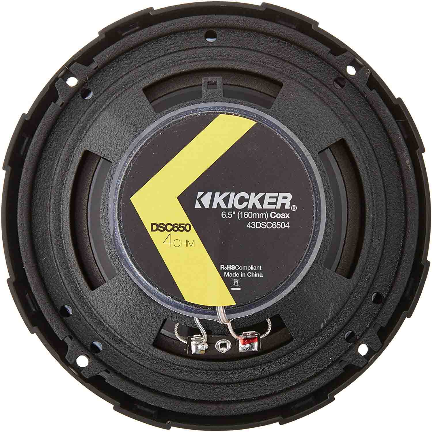 Kicker DSC650 DS Series