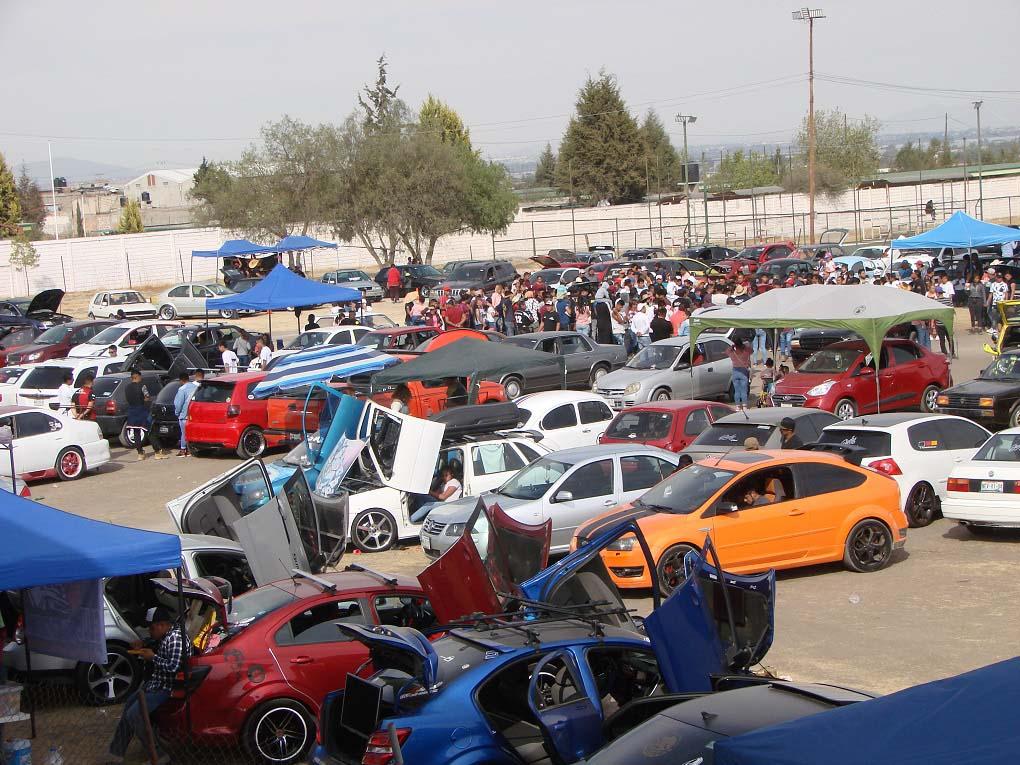 Coyotes Car Club 2do Aniversario