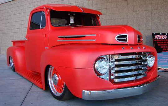 Ford F1 1950