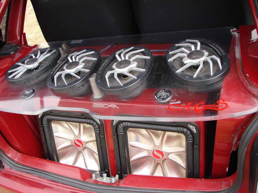 Volkswagen Pointer tuning