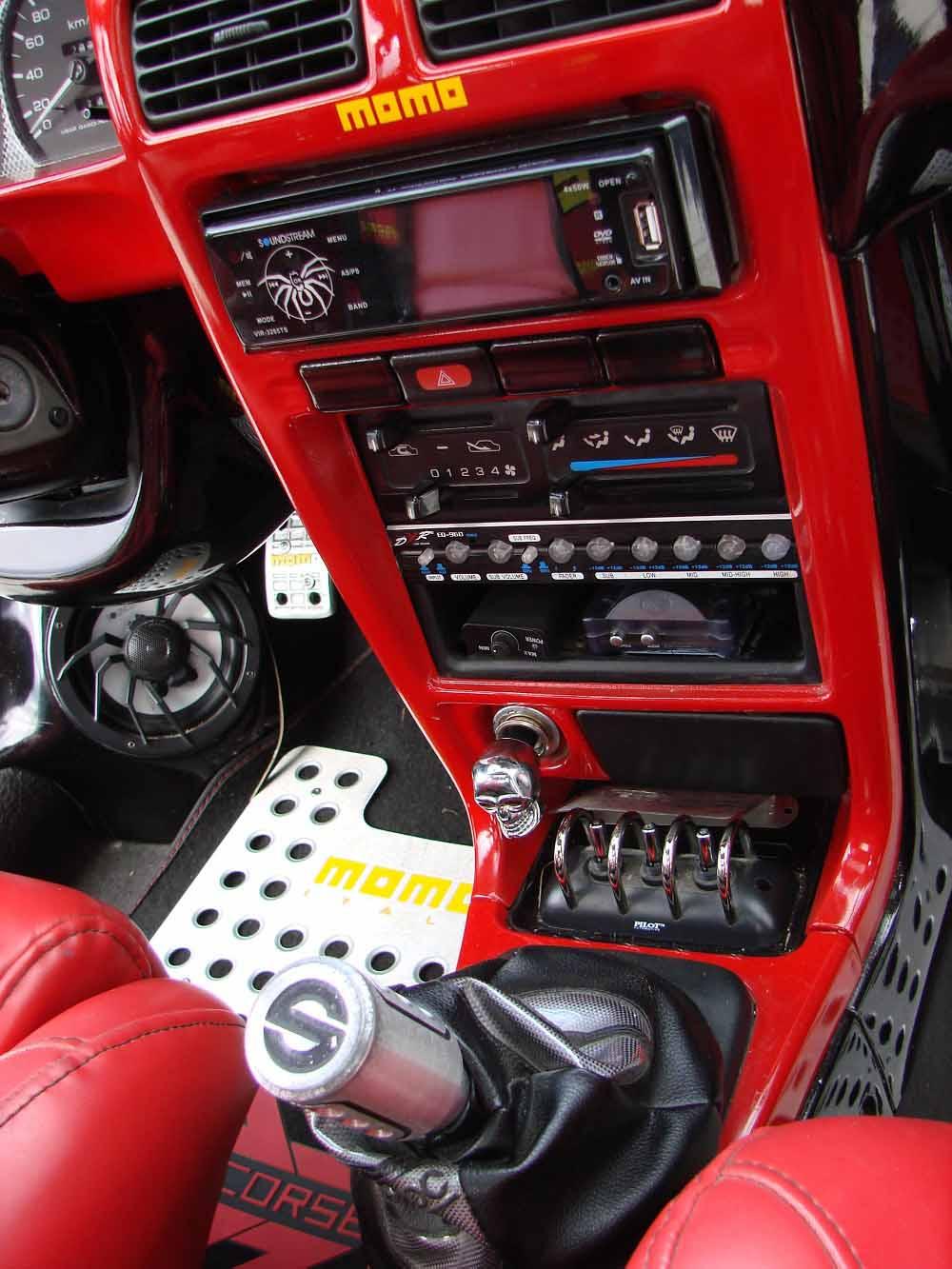 Nissan Tsuru Tuning