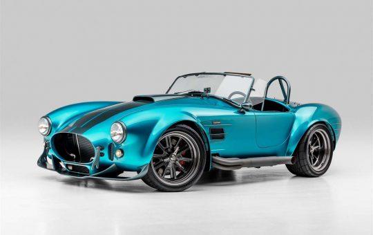Superformance MKIII-R Cobra 1965