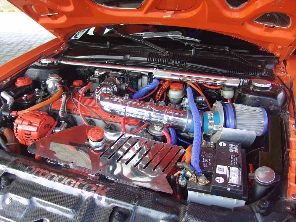 Chevrolet Cavalier tuning