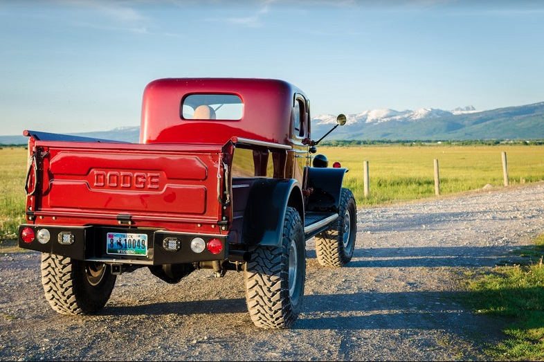 Legacy Dodge Power Wagon 1949