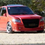 Blaze, Chevy estrella del Opel Line Toluca