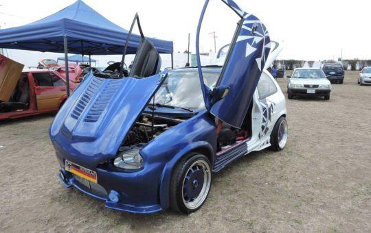 3er Viper´s Car Show