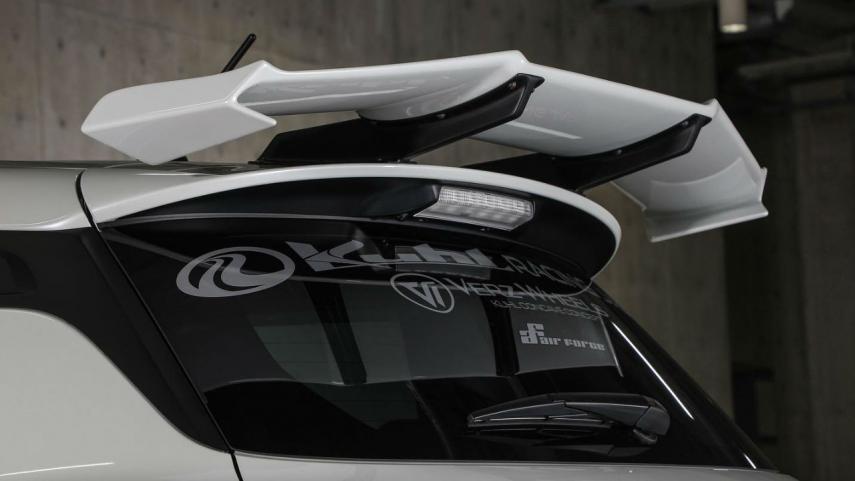 Suzuki Swift Sport by Kuhl