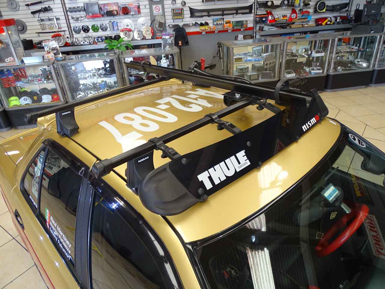 Taxi tuning