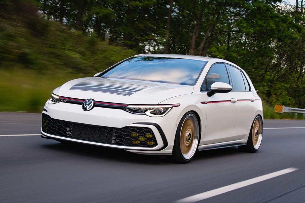 Volkswagen GTI BBS Concept