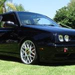Black Spirit, GTI VR6 con look impecable