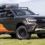Ford Expedition Timberline Off-Grid Concept ¡Es como llevar tu casa al campo!