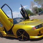 Gold Mine, recordando este impresionante Honda Prelude 1993